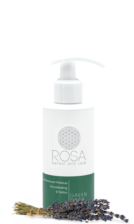 Green Soap Concentrate Rosaherbal